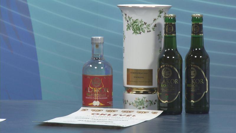 Év Bioterméke díj 2016