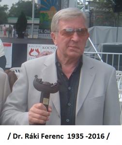 Dr. Ráki Ferenc